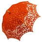 Goldenstate Lace Parasol Orange
