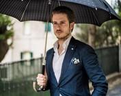 Luxury Mens Umbrellas