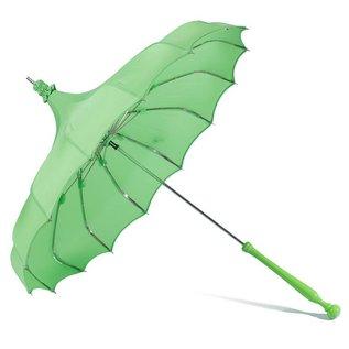 Bella Umbrella Signature Bella Umbrella Pagoda Fresh Green