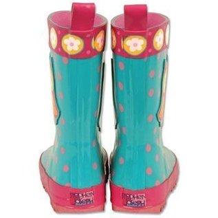 Stephen Joseph Owl Rain Boots