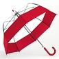 Bubble Umbrella Auto Open Red