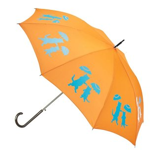 San Francisco Umbrella Cats with Umbrellas w/Sleeve