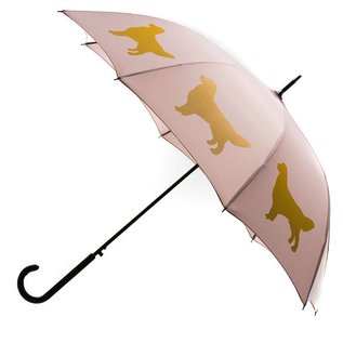 San Francisco Umbrella Golden Labrador Retriever - Tan/Yellow