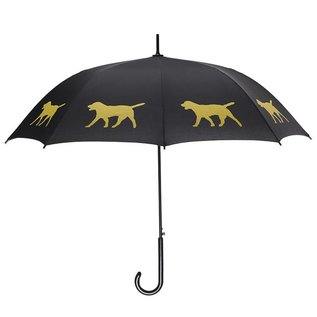 San Francisco Umbrella Labrador Retriever Black/Yellow