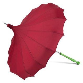 Bella Umbrella The Signature Bella Umbrella Pagoda Red