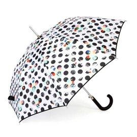 Auto Open Fashion Stick Umbrella Tulip