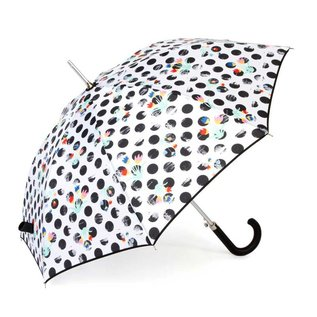 Auto Open Fashion Stick Umbrella Tulip