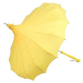 Bella Umbrella Bella Umbrella Pagoda Yellow