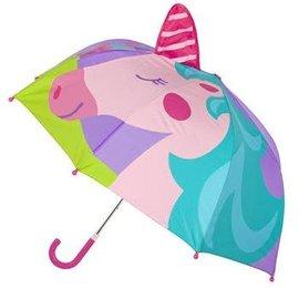 Stephen Joseph Unicorn 3D Kids Umbrella