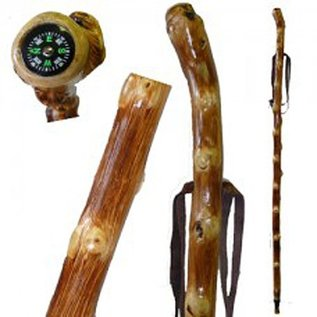 Vista Hiking Stick with Compass