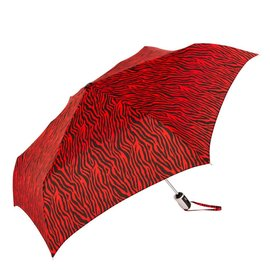 Rain Essentials - Red Zebra