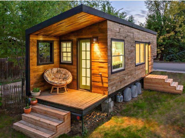 Blogue  Palettes De Bois   Maisons Qui Rveilleront Votre Esprit