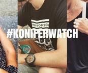 Les looks #koniferwatch de notre communauté : juillet 2017