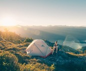 Camping sauvage et randonnées : 7 trucs indispensables