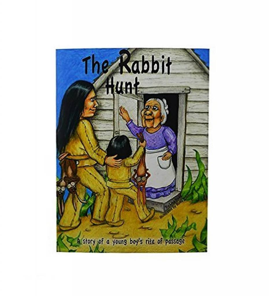 """The Rabbit Hunt"" - Paperback – 2012 by Lisa Reed (Author), Ruby Bolding (Illustrator)"