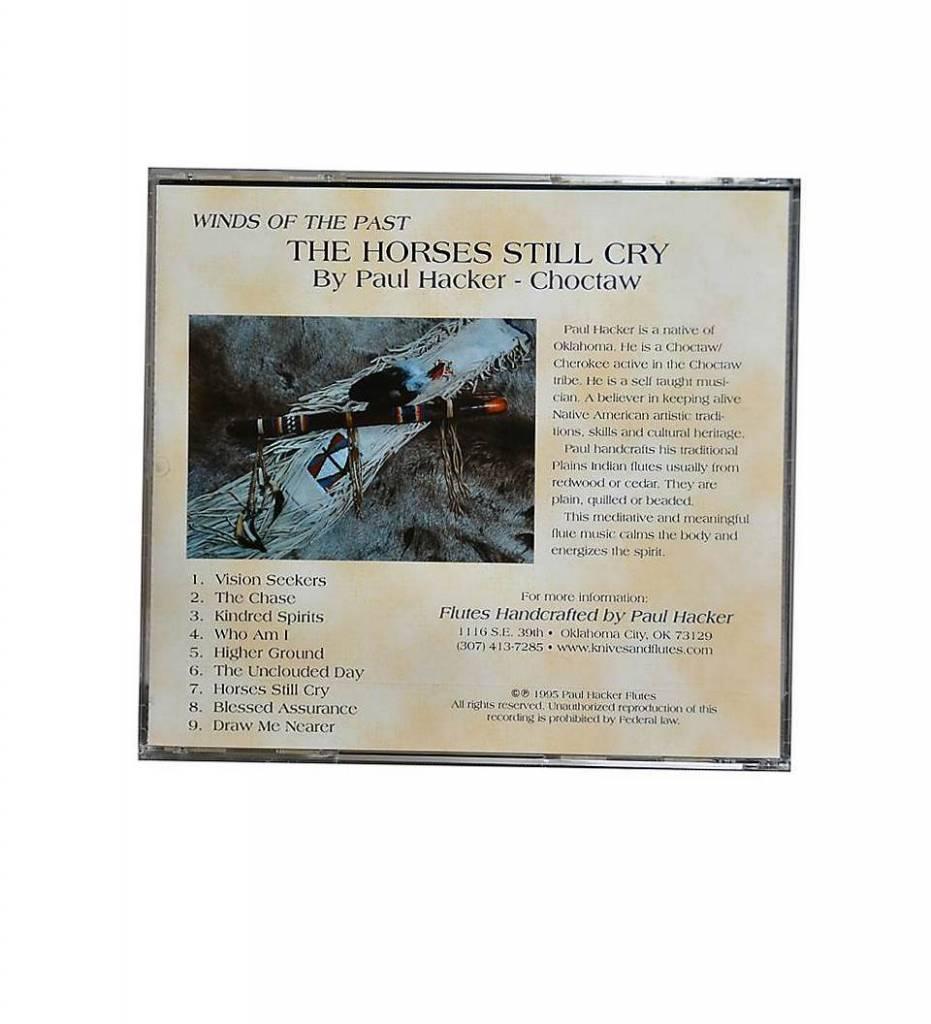 "PH ""The Horses Still Cry"" Flute Music by Paul Hacker CD"