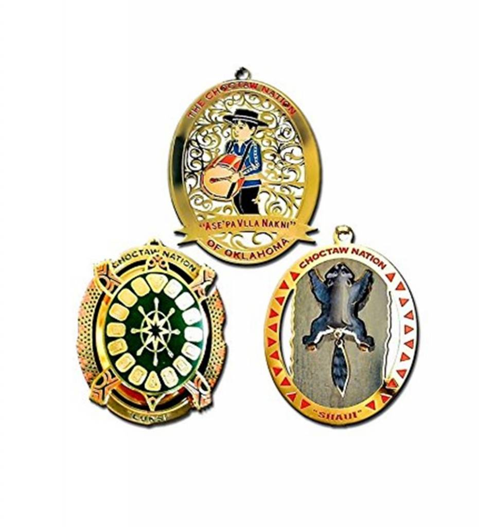 """3 CNO"" Christmas Ornament Collection 1 Special"