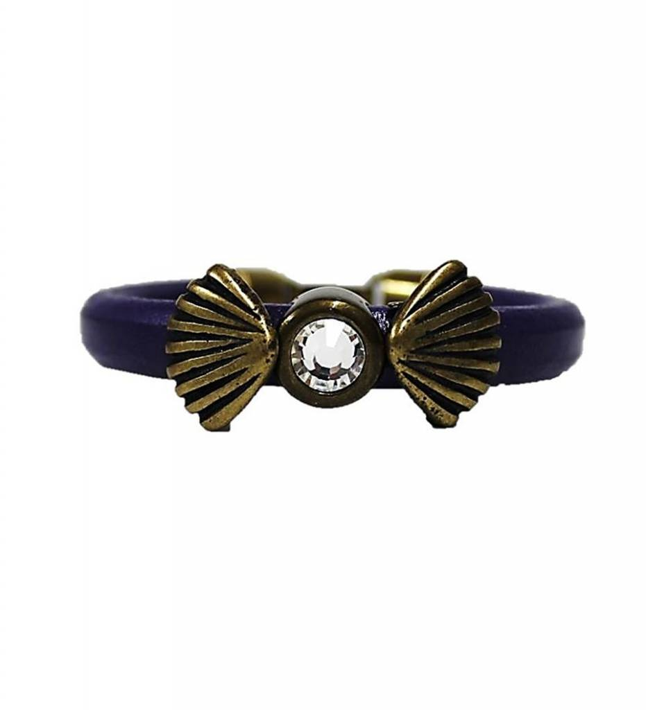 *TS Licorice Purple Bracelet