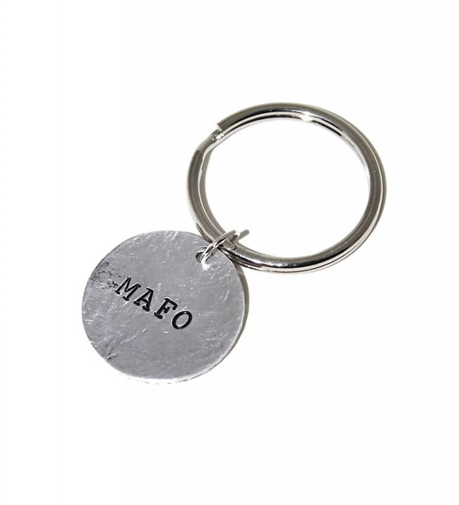 """*GJ """"MAFO"""" Keyring"""