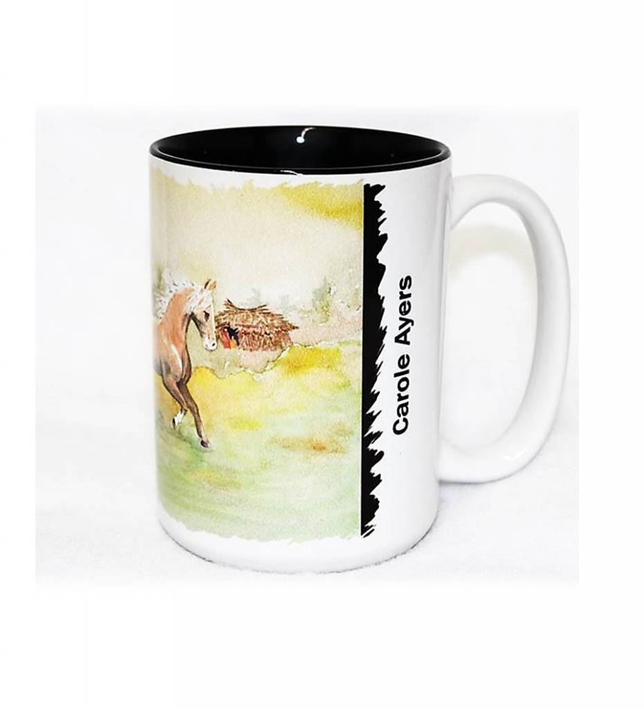 "*CA ""Early Evening Romp"" Coffee Mug"