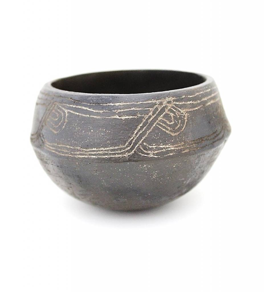 *EP Pottery Bowl