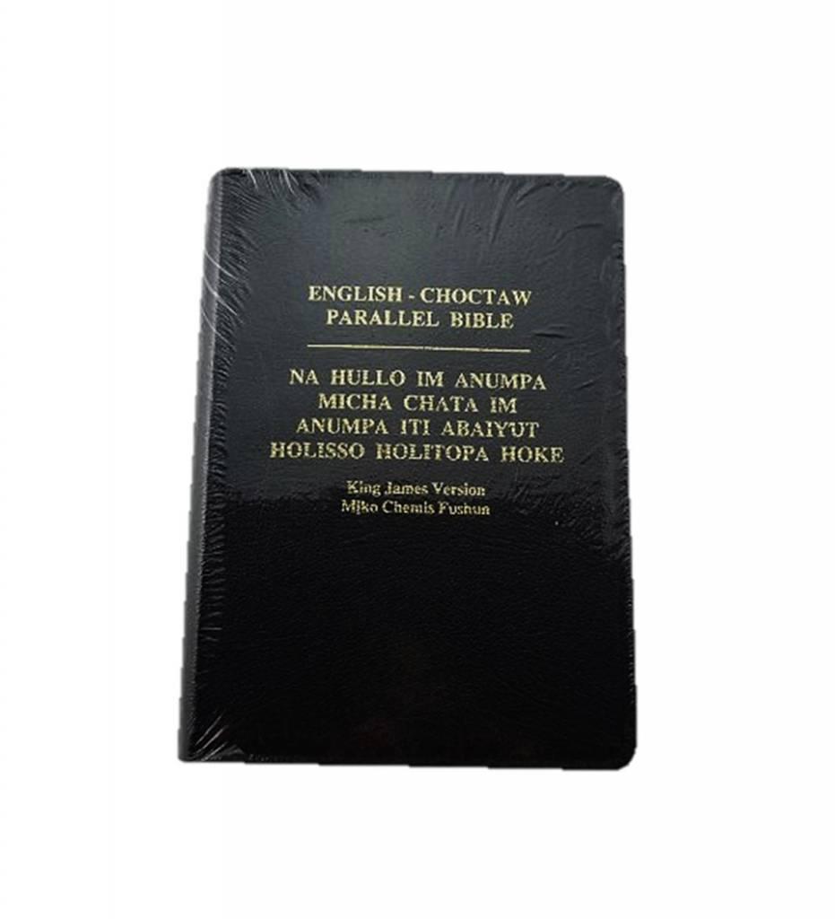 Choctaw - English Parallel Bible (Standard Binding)