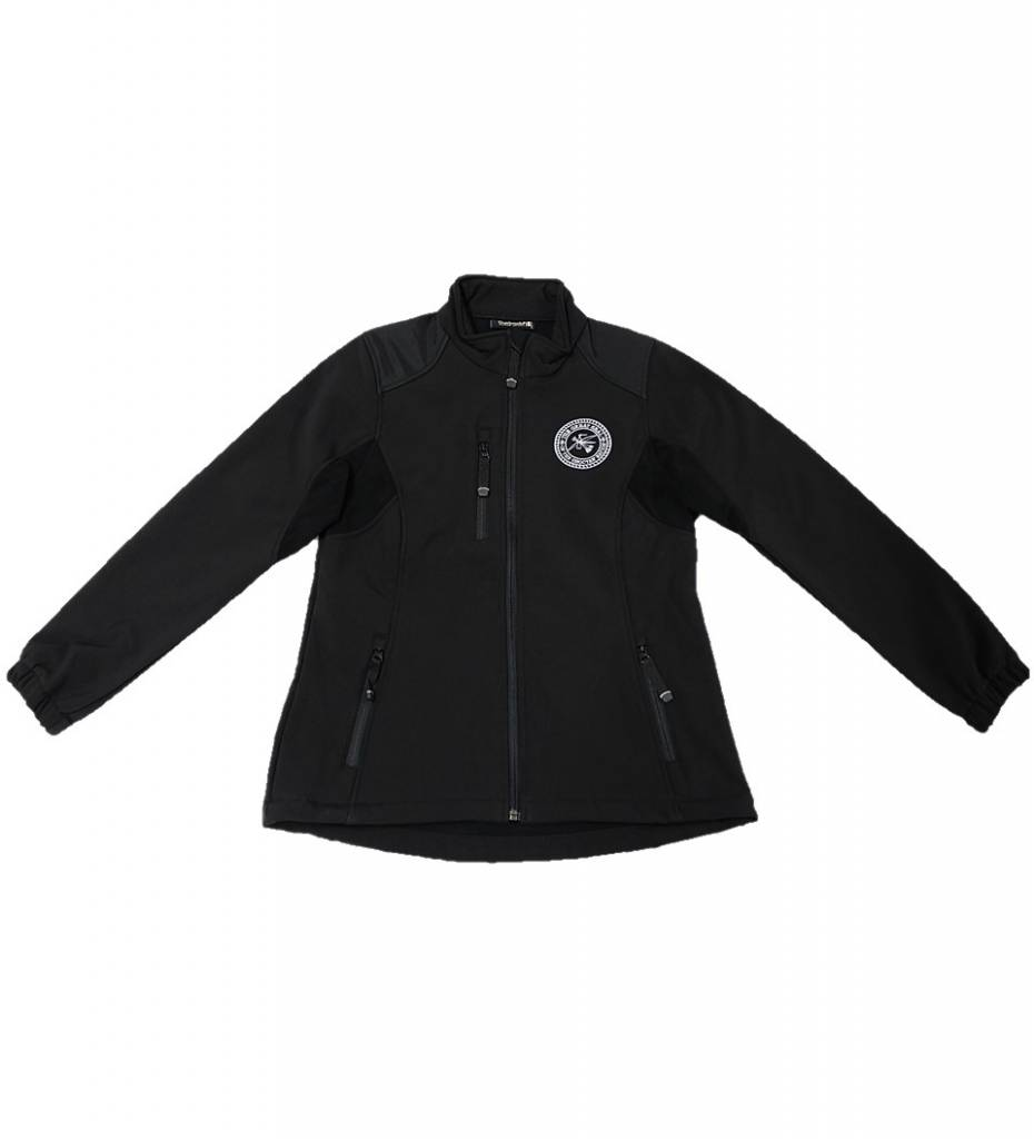Dunbrooke BLACK Soft Shell Jacket, WOMEN
