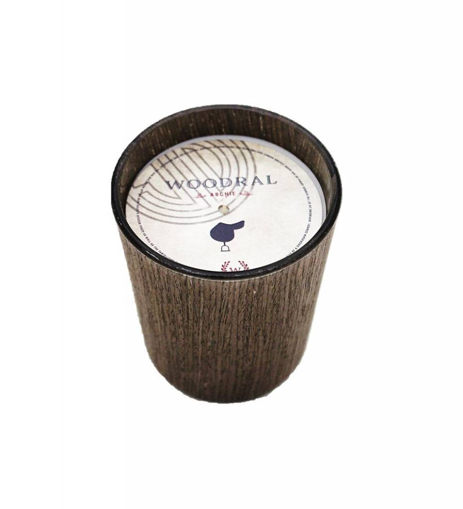 JD Candles Woodral Candle (Archie)