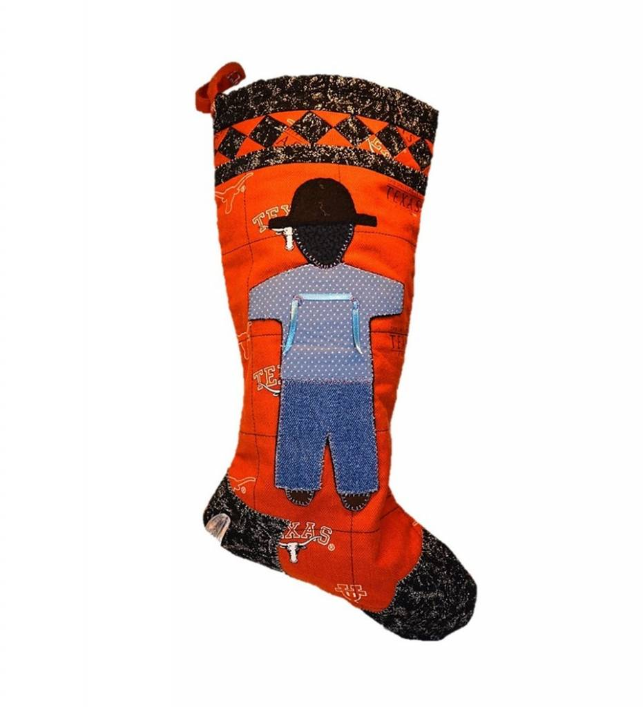 *TC Texas BOY Stocking
