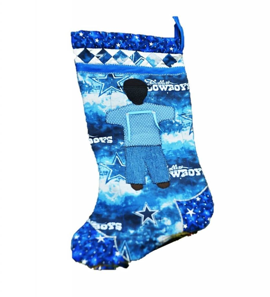 *TC Pro Football BOY Stocking