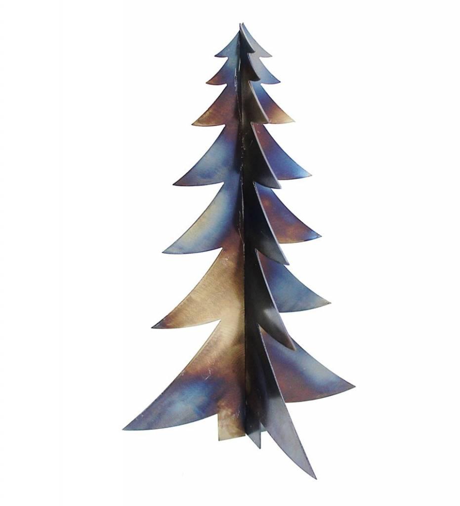 "*BMW ""Tree"" Metal Artwork MEDIUM"