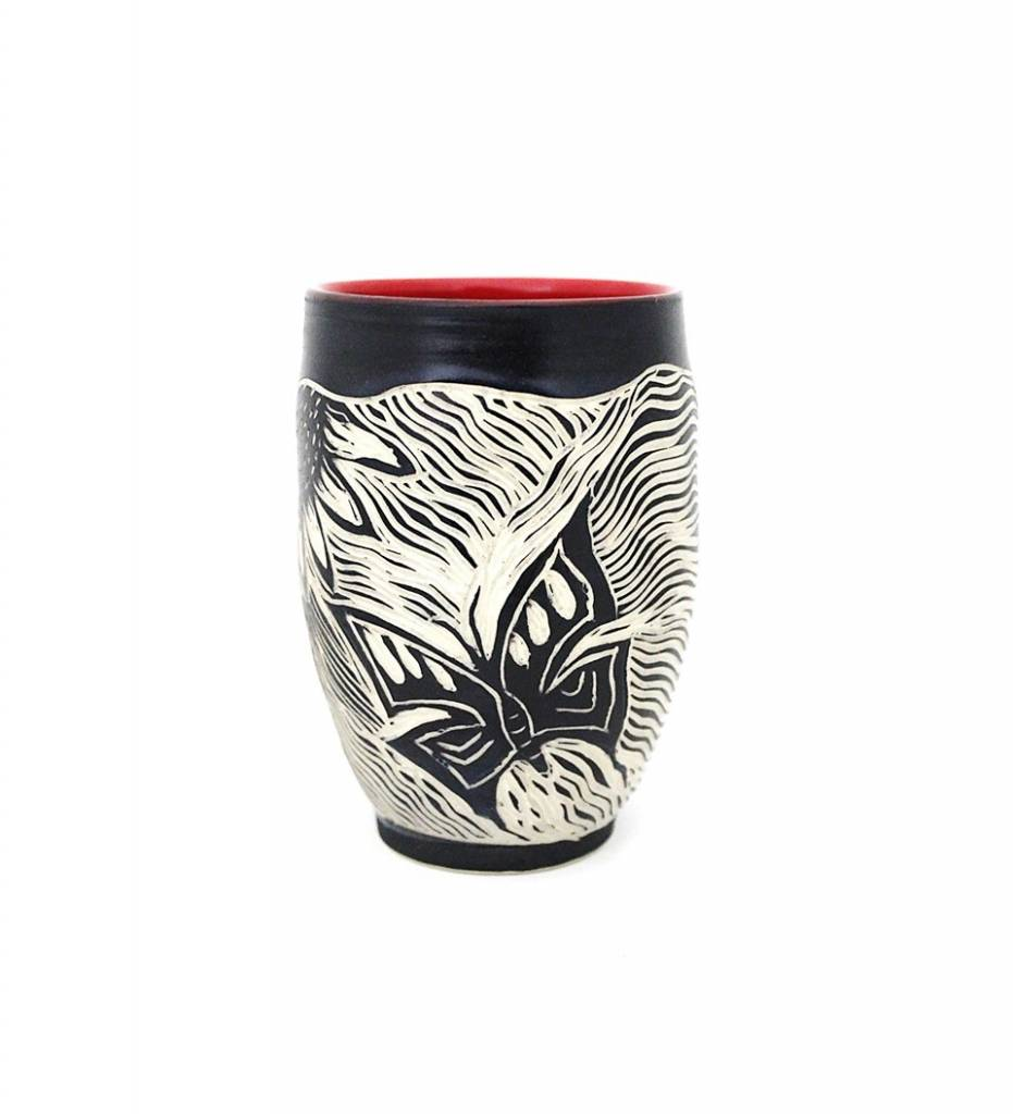 """*CBY """"Butterfly"""" Tumbler"""