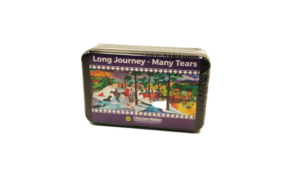 """Long Journey, Many Tears"" Puzzle"