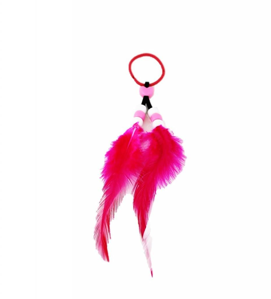 "*EC ""Feather"" Hair Tie"