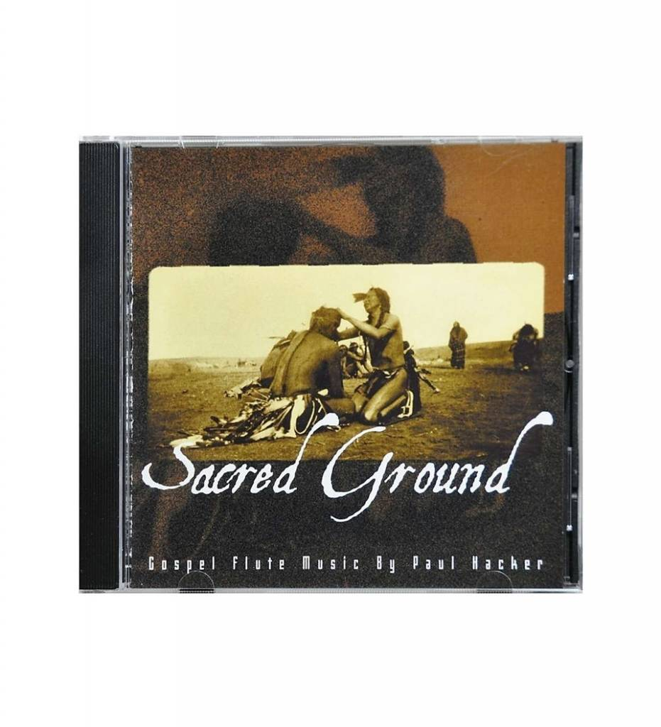 "PH ""Sacred Ground"" CD"