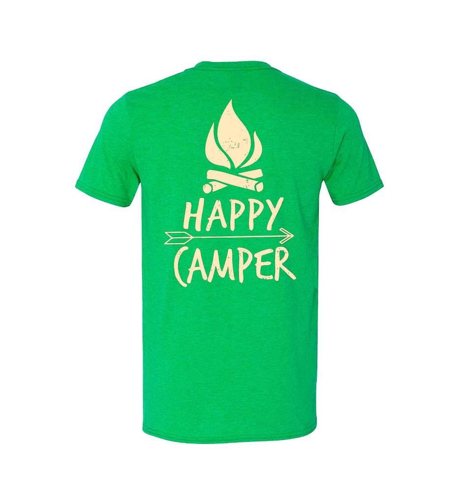 """HAPPY CAMPER"" Tee"