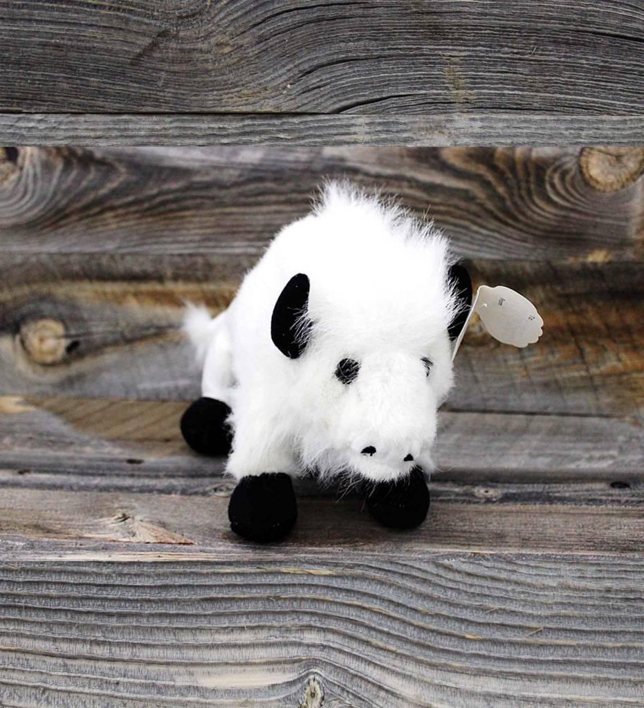 Wishpet 9.5 Inch Standing White Buffalo