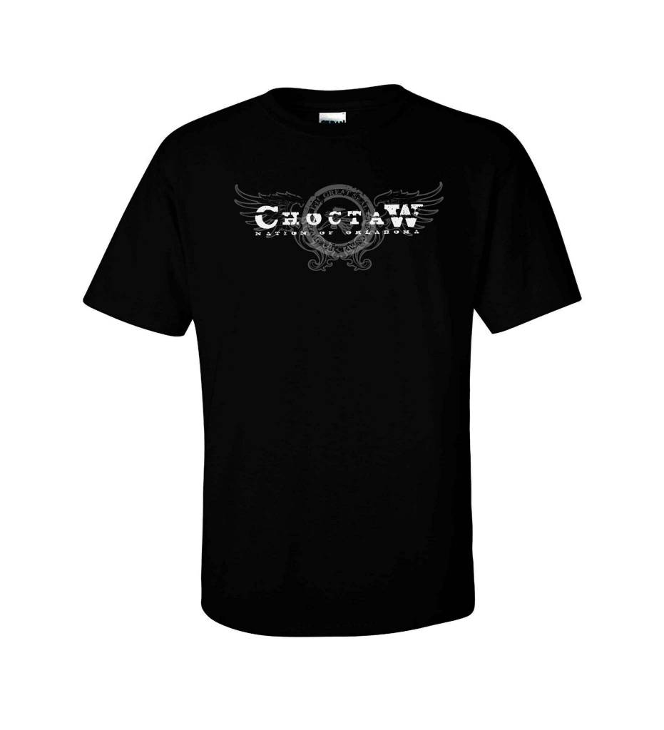 "Choctaw ""Wings"" Design T- Shirt"