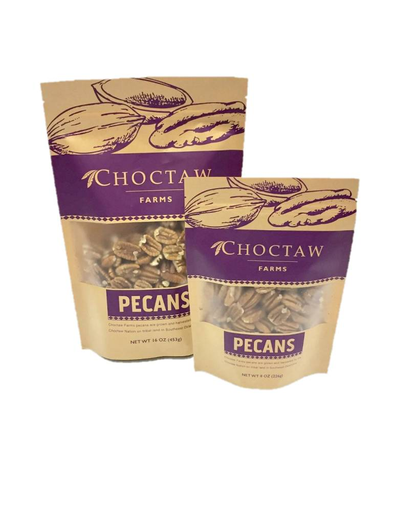 Choctaw Farms Pecans (1/2 LB)