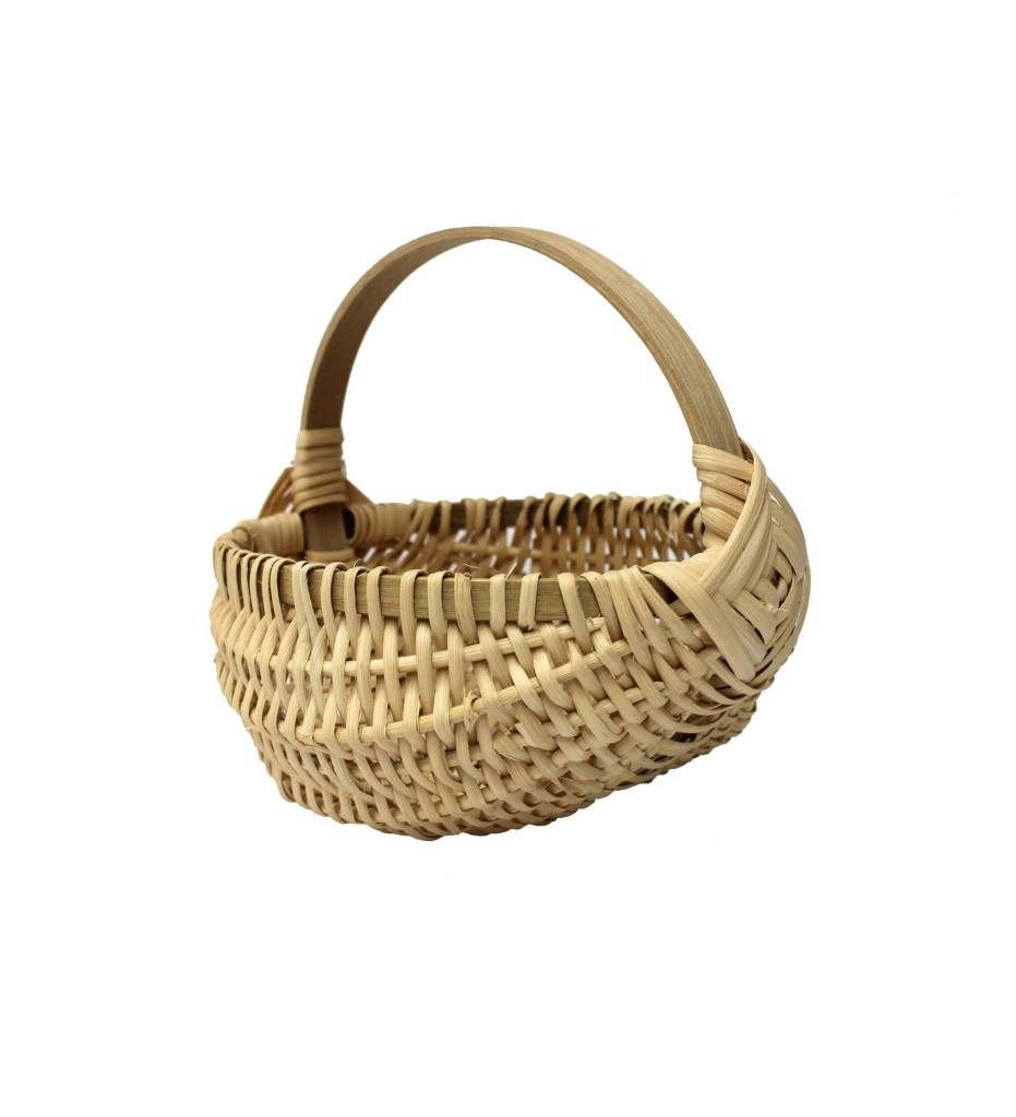 "*LA 8"" Melon Basket #4112"