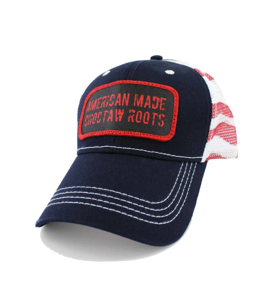 AMERICAN MADE CHOCTAW ROOTS Cap