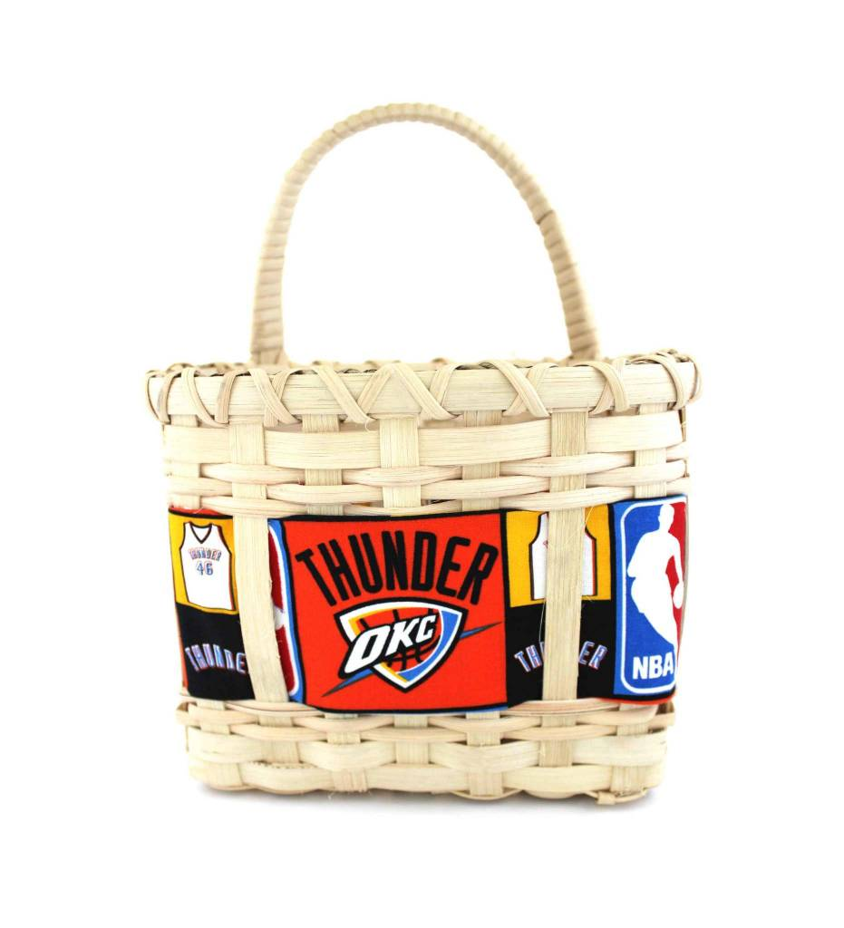 *LA Mail Basket OKC Thunder #3934