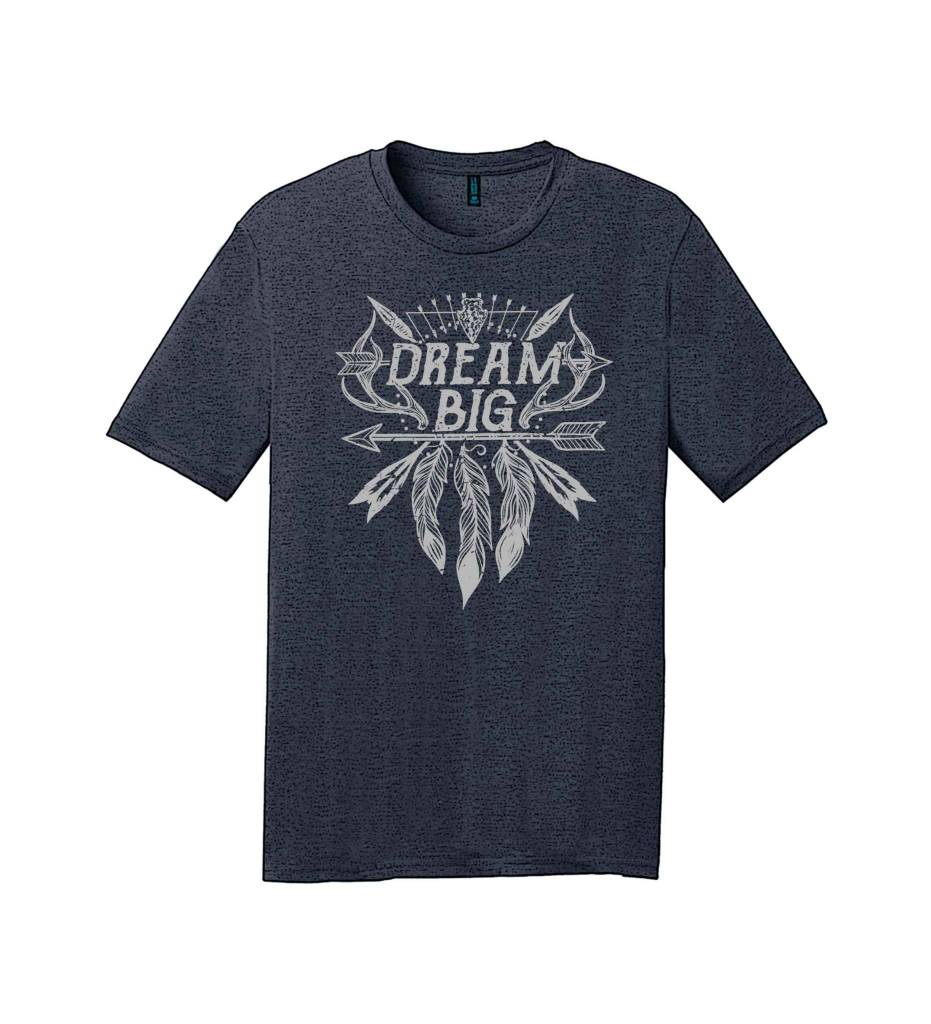"""DREAM BIG"" T-Shirt"