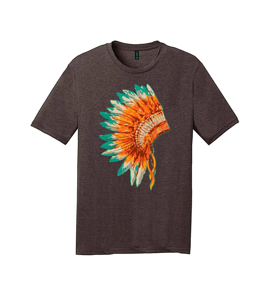 """HEAD DRESS"" T-SHIRT"