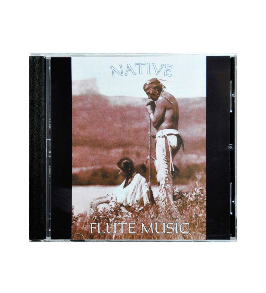 "PH ""Native"" Flute Music by Paul Hacker CD"