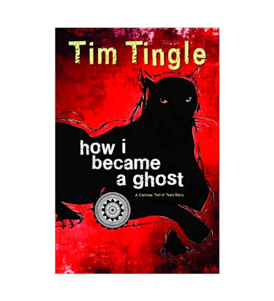 """*TT """"how i became a ghost"""" (How I Became a Ghost Series) - Paperback – June 2013 by Tim Tingle (Author)"""