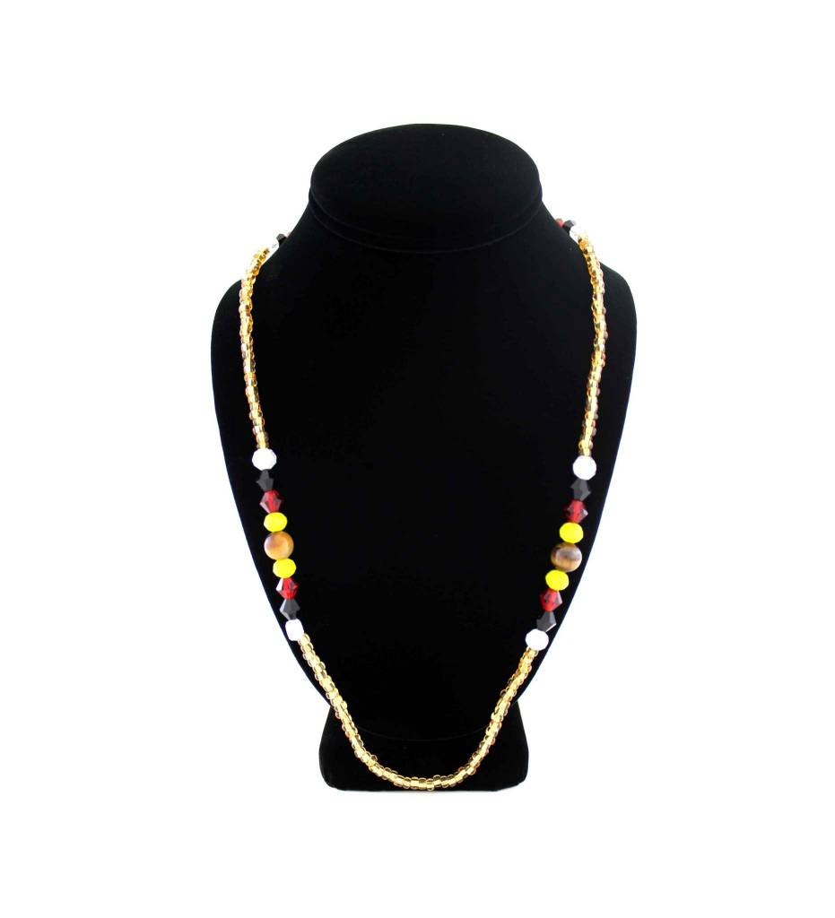 HB Beaded Necklace