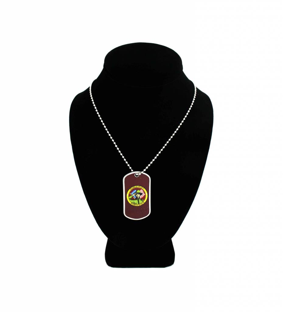 *Choctaw Code Talkers DOG TAG