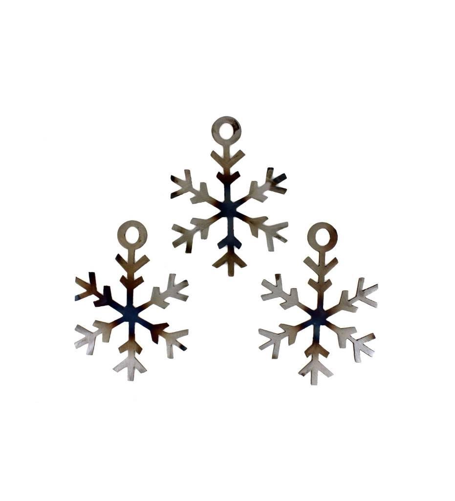 *BMW Snowflake Christmas Ornament (Set of 3)