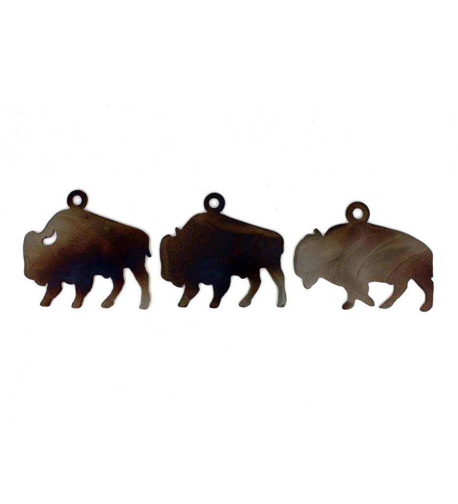 *BMW Buffalo Christmas Ornament (Set of 3)
